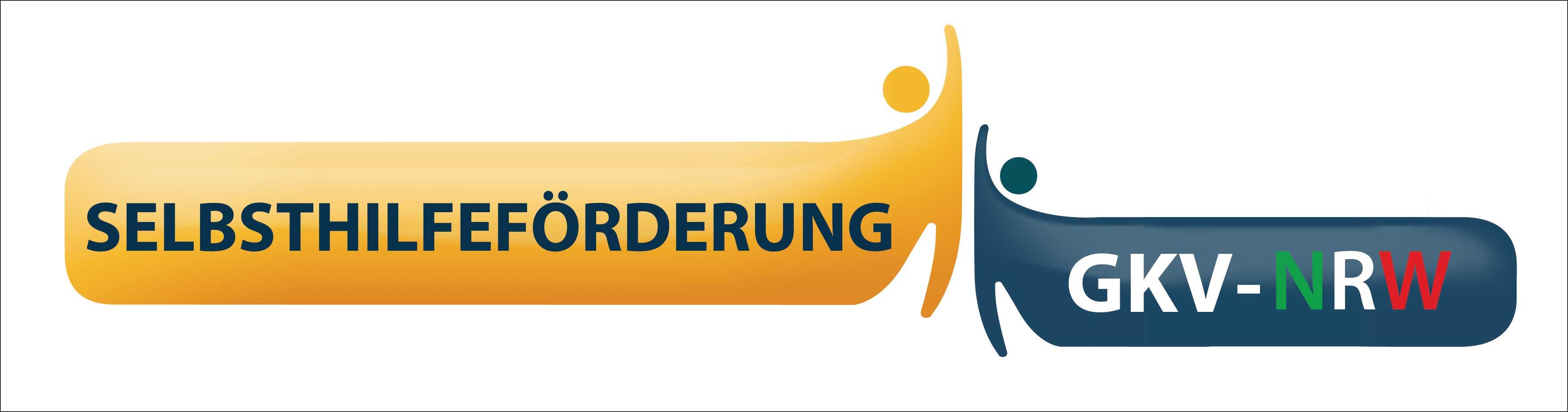 Logo Selbsthilfeförderung GKV-NRW